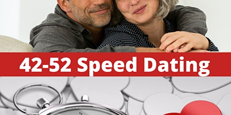 42-52  Speed Dating tickets