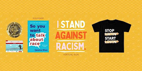 Stop Racism Virtual Race tickets
