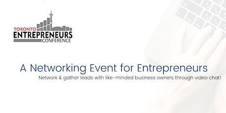 Toronto Entrepreneurs Virtual Conference tickets