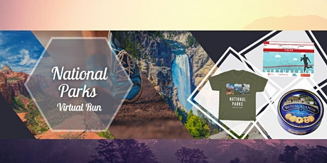 Run National Parks Virtual Race tickets