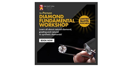 19 June Diamond Fundamental Workshop tickets