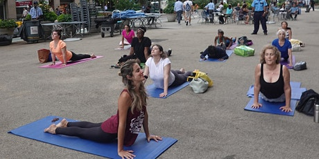 Flatiron Outdoor Fitness  - Classic Practice with Dharma Yoga tickets