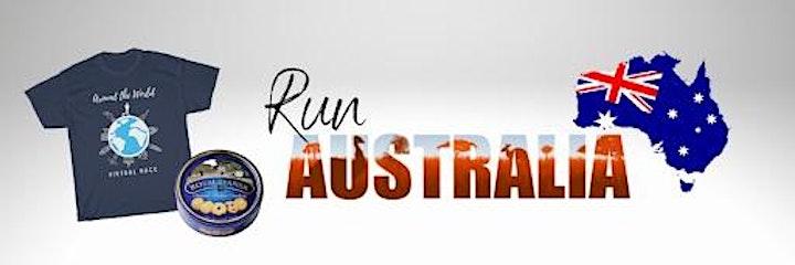 Run Australia Virtual Run image