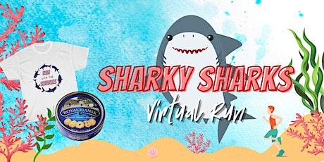 Run with the Sharks Virtual Run tickets
