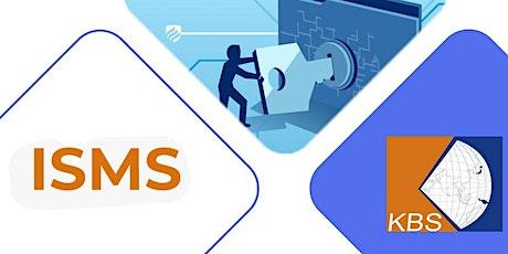 ISMS ISO 27001:2013 INTERNAL AUDITOR TRAINING tickets