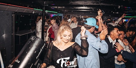 Flow Fridays - Halloween Boat Party tickets