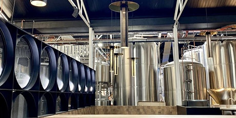 Brewery Tour & Tasting tickets