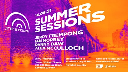 Pret a Ecouter Records | Summer Sessions tickets
