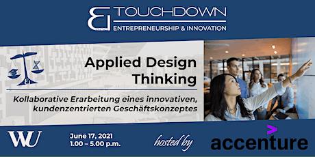 Applied Design Thinking Tickets