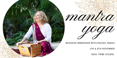 Mantra Yoga Immersion tickets