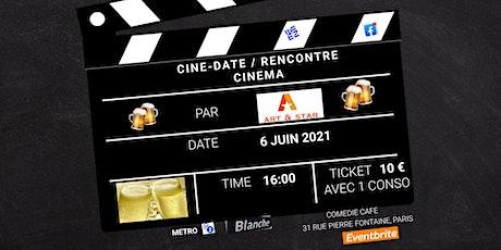 CineDate / rencontre cinéma billets