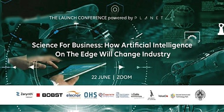 Science for Business: How AI on the Edge will Change Industry tickets