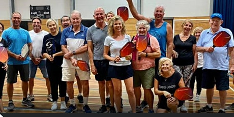 Wednesday 530pm Pickleball at Currumbin Courts then  Dinner at CurrumbinRSL tickets