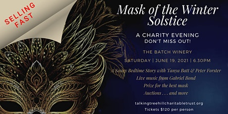 Mask of the Winter Solstice tickets