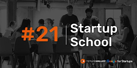 Tetuan Valley Startup School: Marketing and Sales & Legal tickets