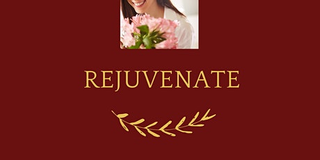 Rejuvenate (women's afternoon tea) tickets