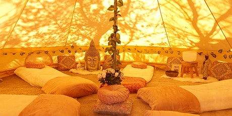 Full Moon Meditation & Earth Healing in The Celestial Bell Tent tickets