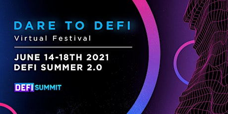 DeFi Summit - Largest Blockhain Conference  for Decentralized Finance tickets