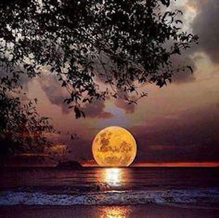 Full Moon Meditation & Earth Healing in The Celest image