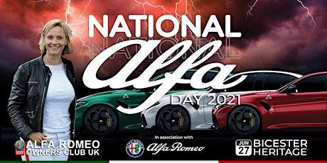 AROC National Alfa Day tickets