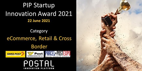 PIP Startup Innovation Award 2021 | 22 June tickets