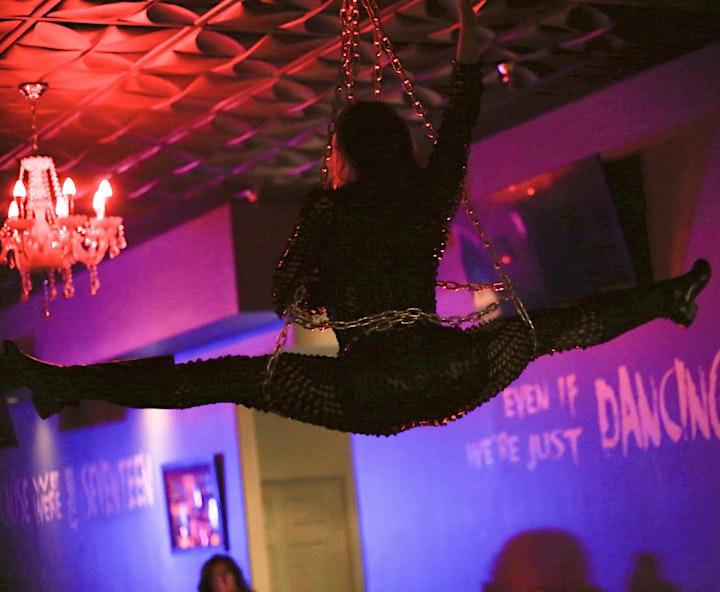 Vicious! A Rock & Roll Burlesque Show image