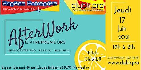 Afterwork Entrepreneurs Juin 2021 billets
