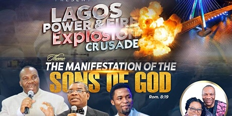 LAGOS POWER & FIRE EXPLOSION MINISTERS' FIRE CONFERENCE tickets