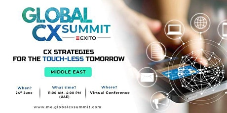 Global CX Summit - Middle East tickets