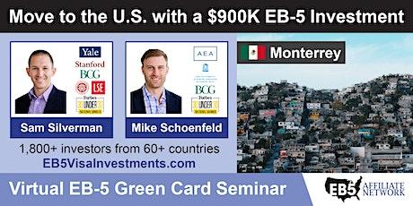 U.S. Green Card Virtual Seminar – Monterrey, Mexico tickets