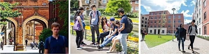 【英國大學銜接課程巡禮2021】升學講座 (PART 2) image