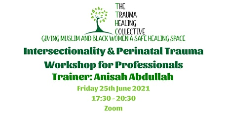 Intersectionality & Perinatal Trauma Workshop for Professionals tickets