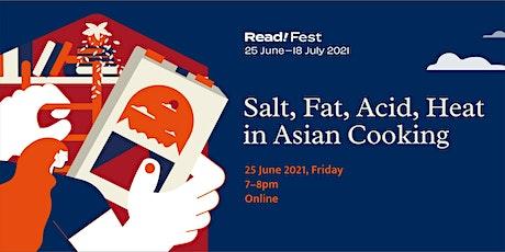 Salt, Fat, Acid, Heat in Asian Cooking | Read! Fest tickets