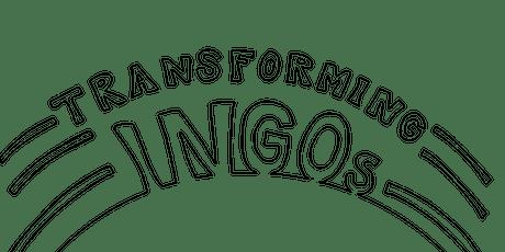 Ecosystem Event: Transforming international NGOs tickets