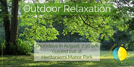 Relax in the Park tickets