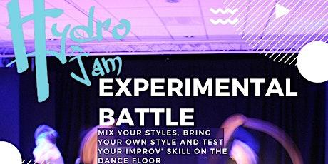 Experimental Battle tickets