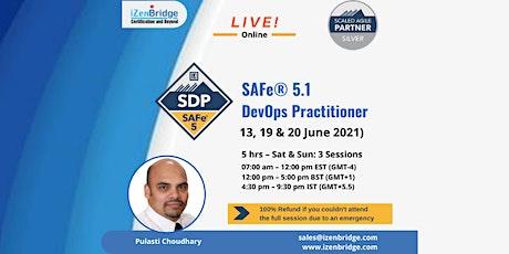 SAFe® 5.1 DevOps Practitioner Certification Virtual tickets