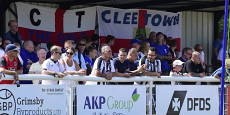 Cleethorpes Town v Grimsby Town 17/7/21 tickets