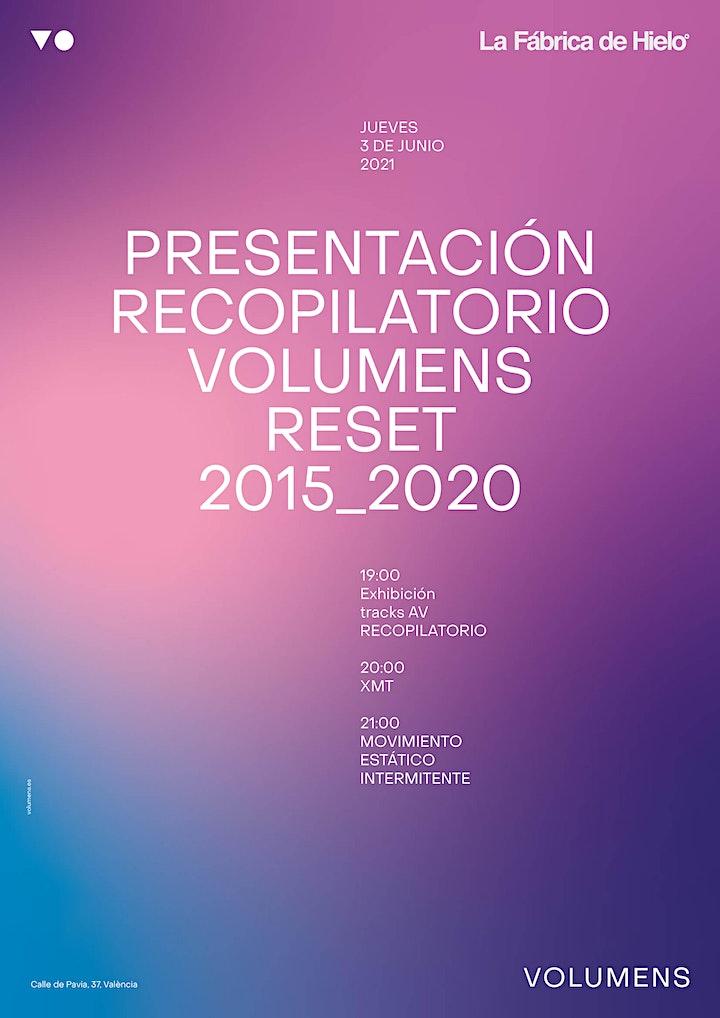 Imagen de Presentación Recopilatorio Volumens Reset