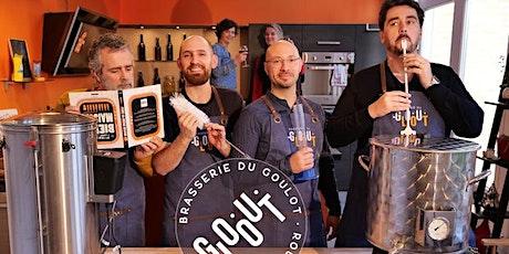 Rendez -vous - Brasserie du Goulot billets
