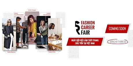 SR FASHION CAREER FAIR 2021 - Ngày hội việc làm thời trang tickets