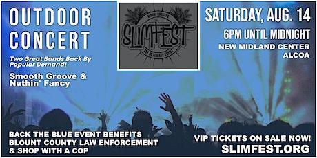 Slimfest tickets