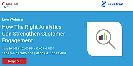 How The Right Analytics Can Strengthen Customer Engagement tickets