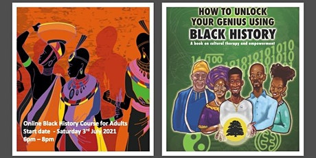 Online Black History Course for Adults tickets