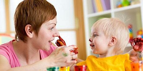 Understanding and Supporting Children's Communication Development tickets