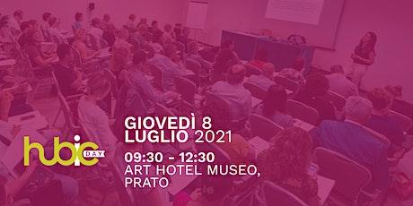Hubic day 8 Luglio 2021 | Seminario gratuito su Web & Social Media biglietti