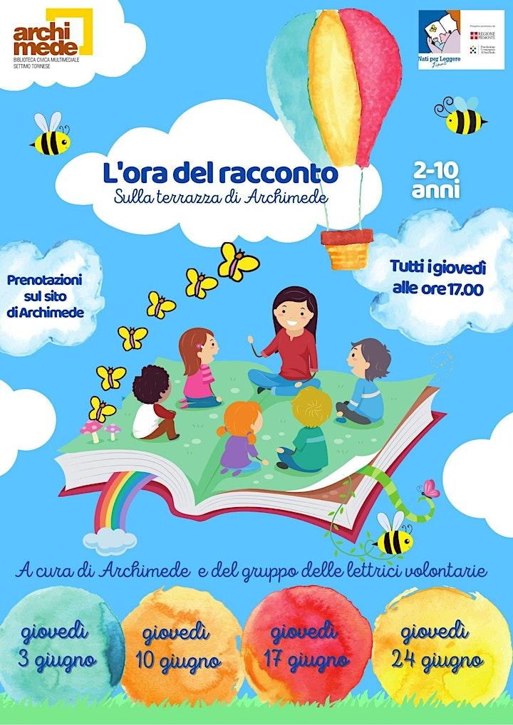 """Immagine L'ORA DEL RACCONTO, 17 GIUGNO ORE 17.00  """"Storie di cacca"""""""