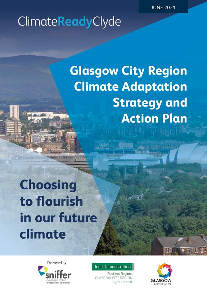 Glasgow City Region's  Climate Adaptation Strategy and Action Plan Launch image