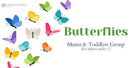 Butterflies in Wargrave tickets