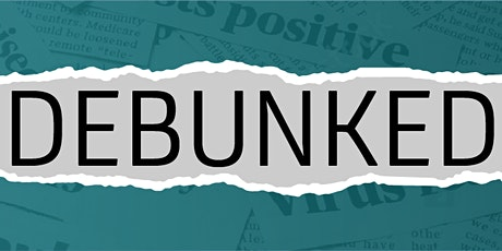WORKSHOP: Debunked - How to Tell Fact From Fiction tickets